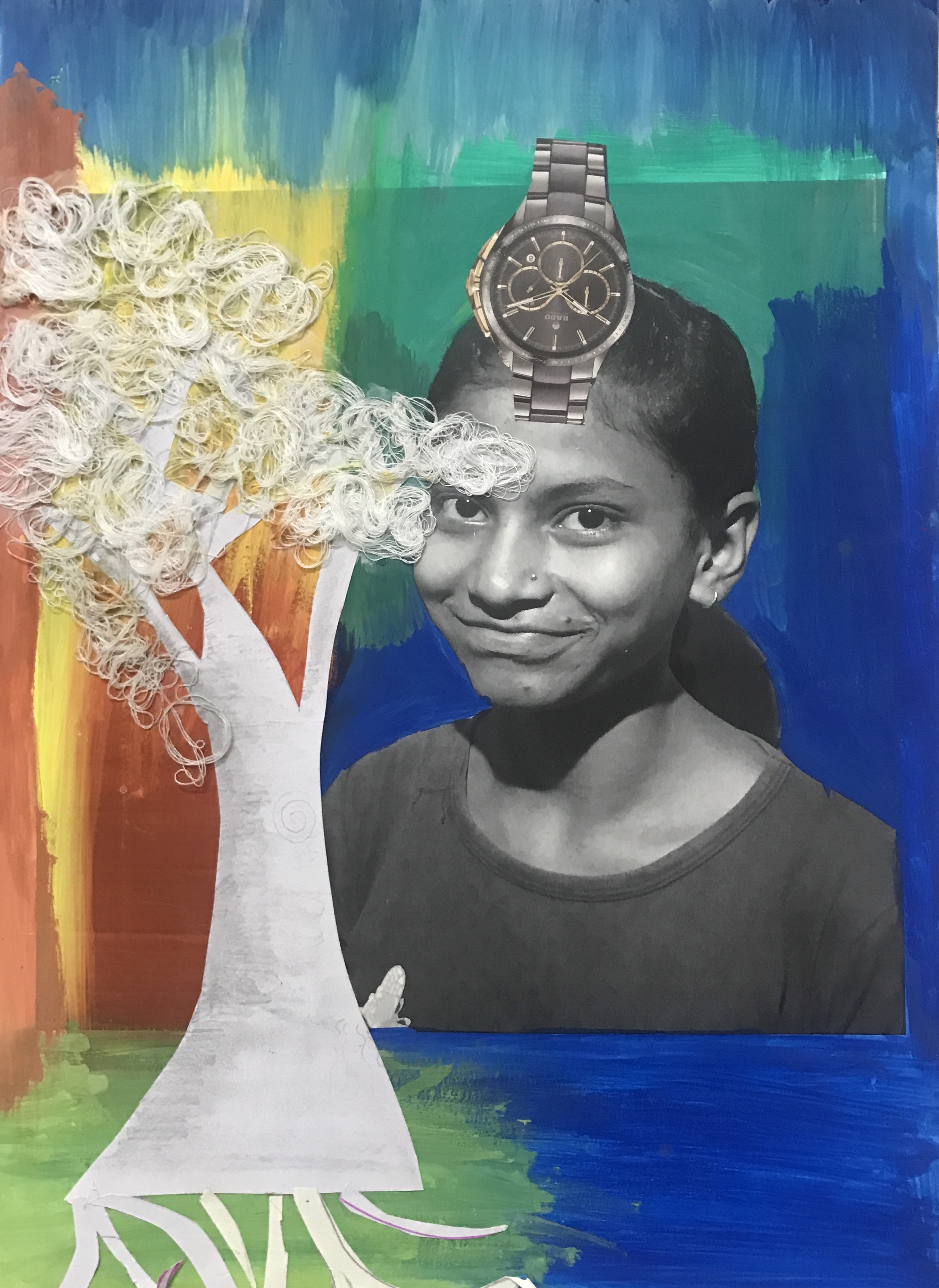 Painting by Sapna