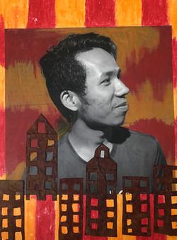 Painting by Ashish