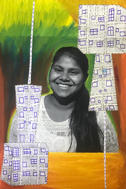 Painting by Kopal