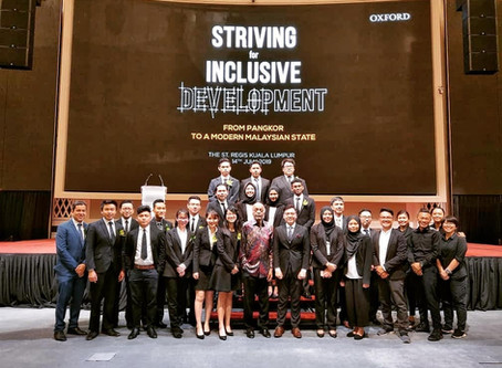Striving For Inclusive Development Book Launch