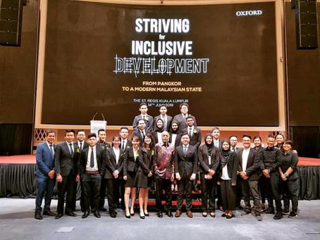 Striving For Inclusive Development Book Launch