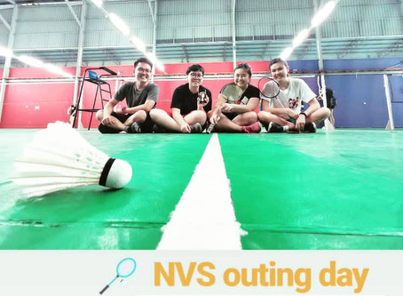 NVS Outing Day