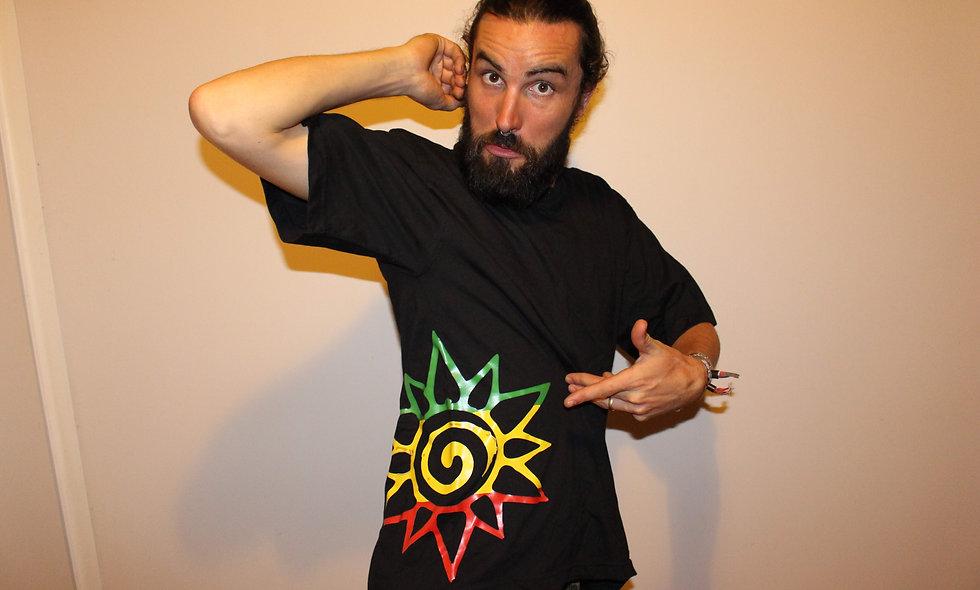 Sun Salute T Shirt
