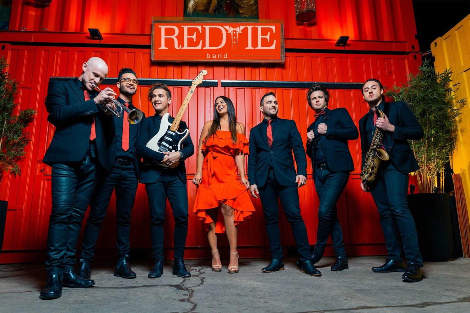 Featured Artist - Redtie Band