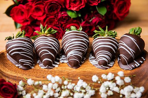 Dozen Chocolate Strawberries