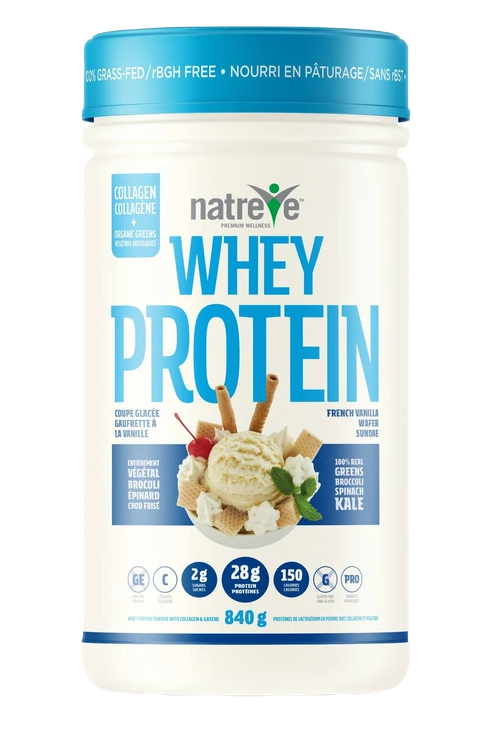 Natreve - Whey Protein (840g)