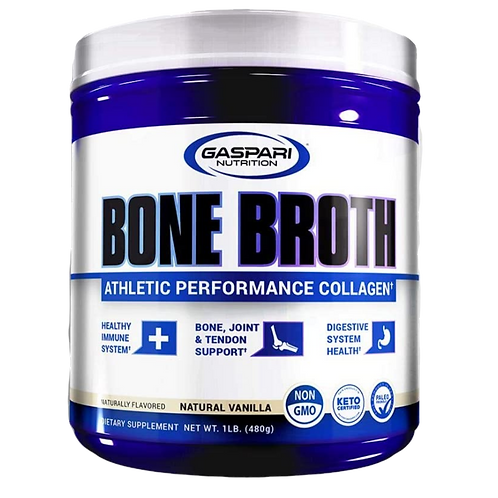 Gaspari - Bone Broth (1 lb)