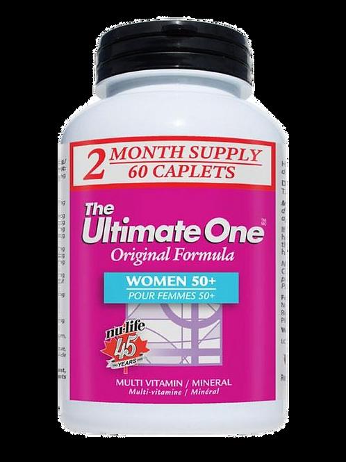 The Ultimate One - Original Women 50+ (60 caps)