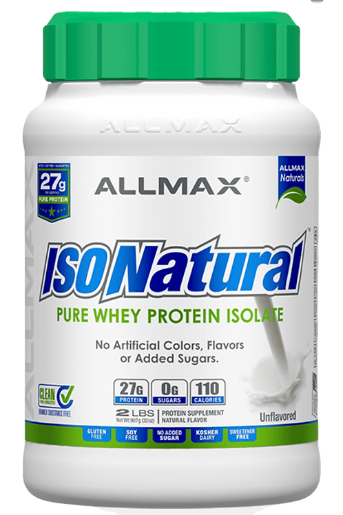 Allmax IsoNatural (2 lbs)