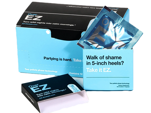 Over EZ - Hangover Prevention