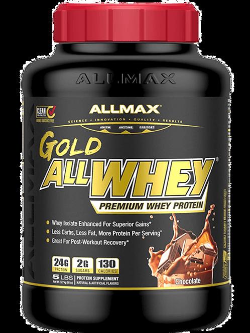 Allmax AllWhey Gold (5 lbs)