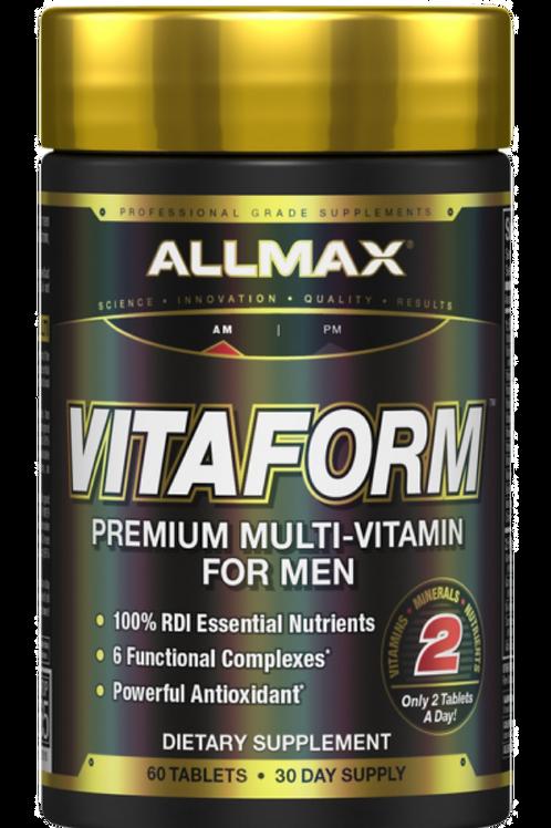 Allmax - Premium VitaForm (60 tablets)