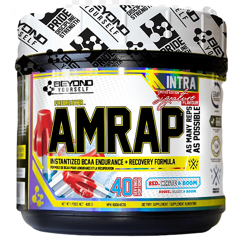 Beyond Yourself AMRAP - 40 servings