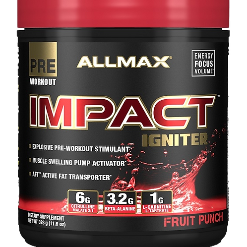 Allmax - Impact Igniter (40 servings)