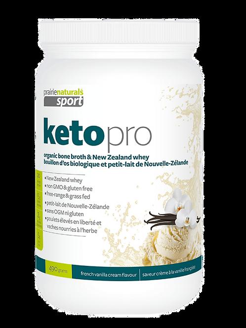 Prairie Naturals Sport - KetoPro (490g)