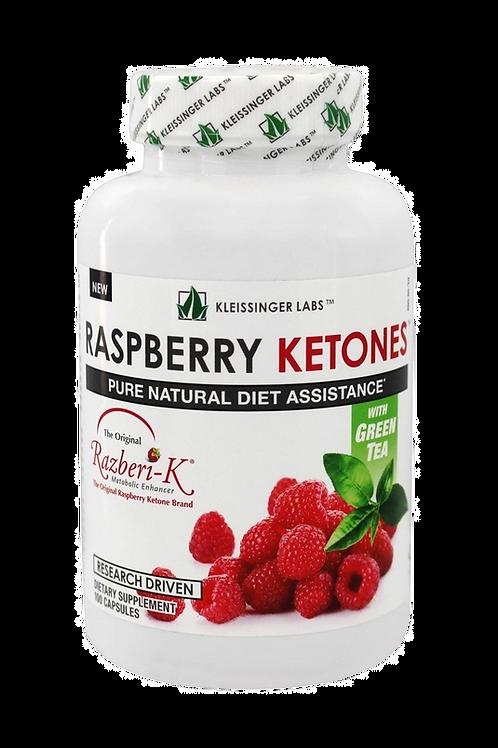 Kleissinger Labs - Raspberry Ketones (100 Caps)