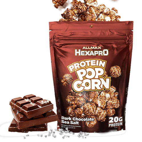 Allmax Protein Popcorn