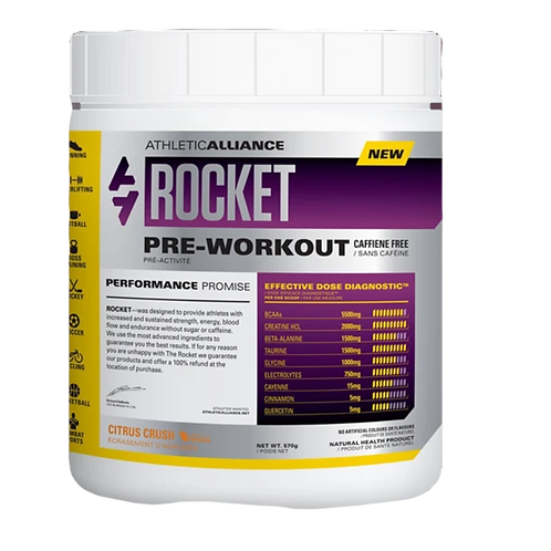 Athletic Alliance - Rocket Preworkout (60 servings)