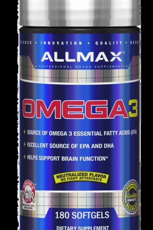 Allmax Omega 3 (180ct)