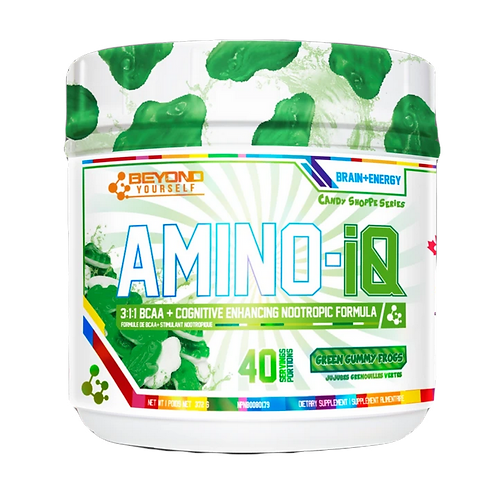 Beyond Yourself Amino IQ - 40 servings