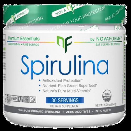 Allmax Spirulina powder (30 servings)