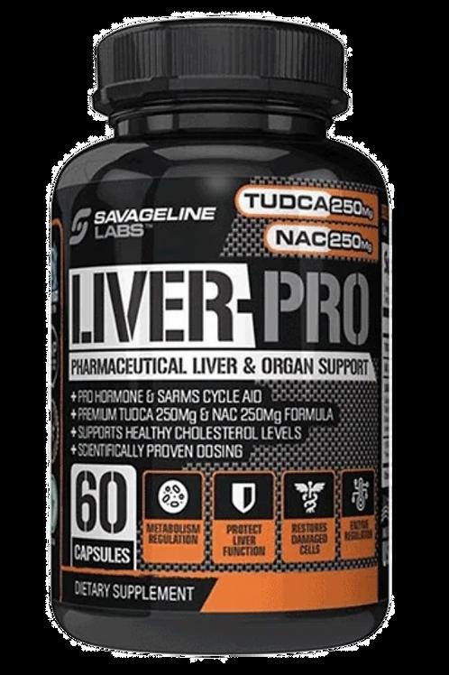 Savage Line - Liver Pro (60 count)