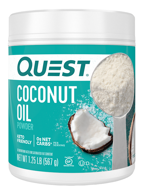 Quest - Coconut Oil Powder (1.25 lbs)