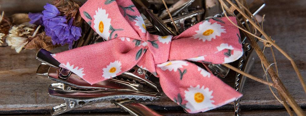 BLOSSOM bow hair clip