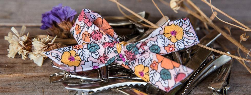 VINTAGE FLOR bow hair clip