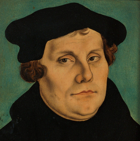Martin Luther Wasn't Warm and Cuddly? And Other Questions About the Reformation