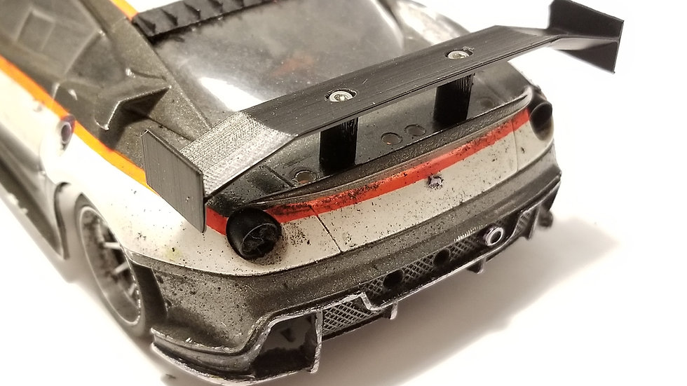 BBR High Downforce Tough Wing
