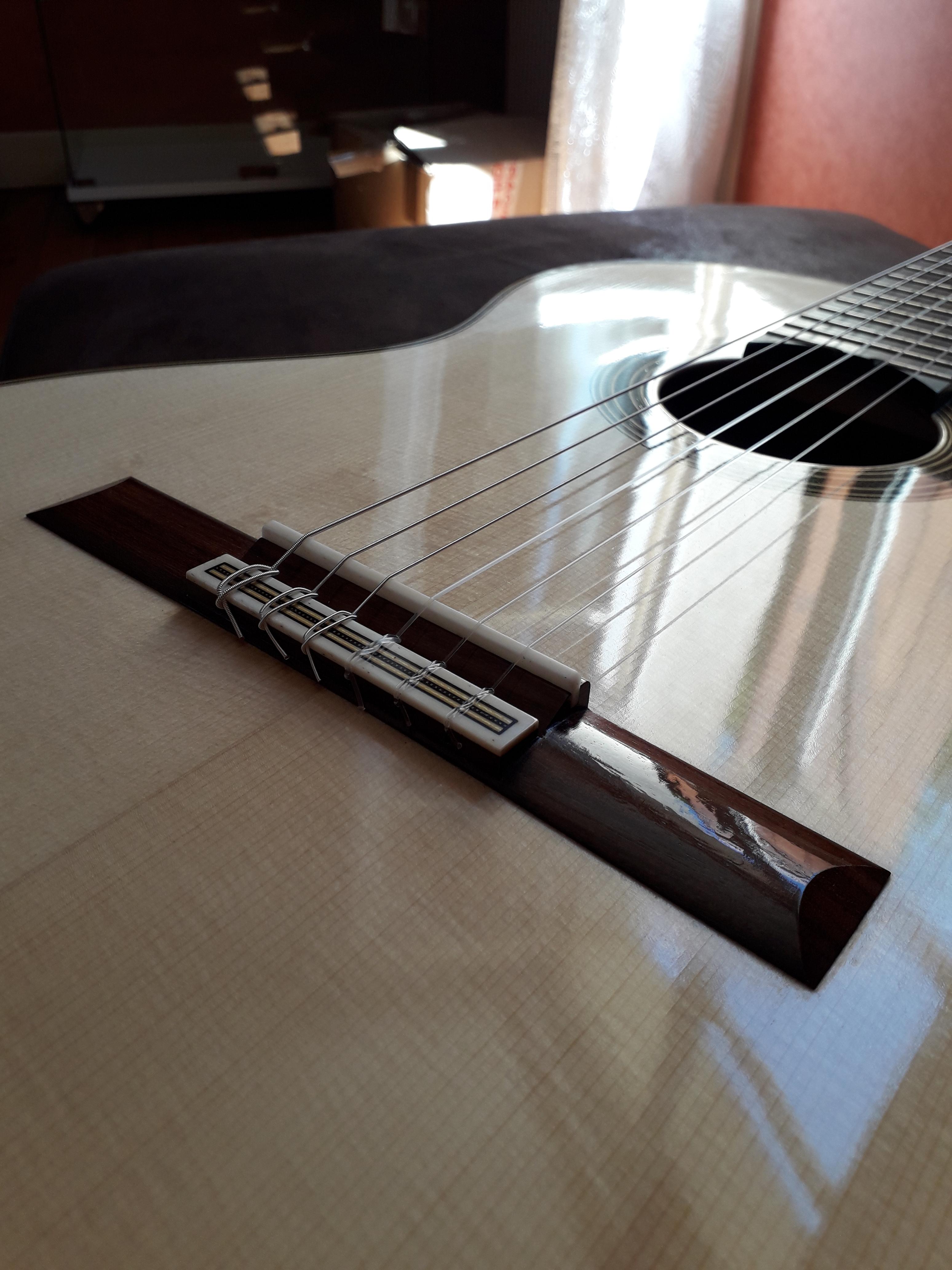 Amélie Bouvret guitare