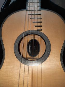 Amélie Bouvret - guitare romantique R. Lacôte