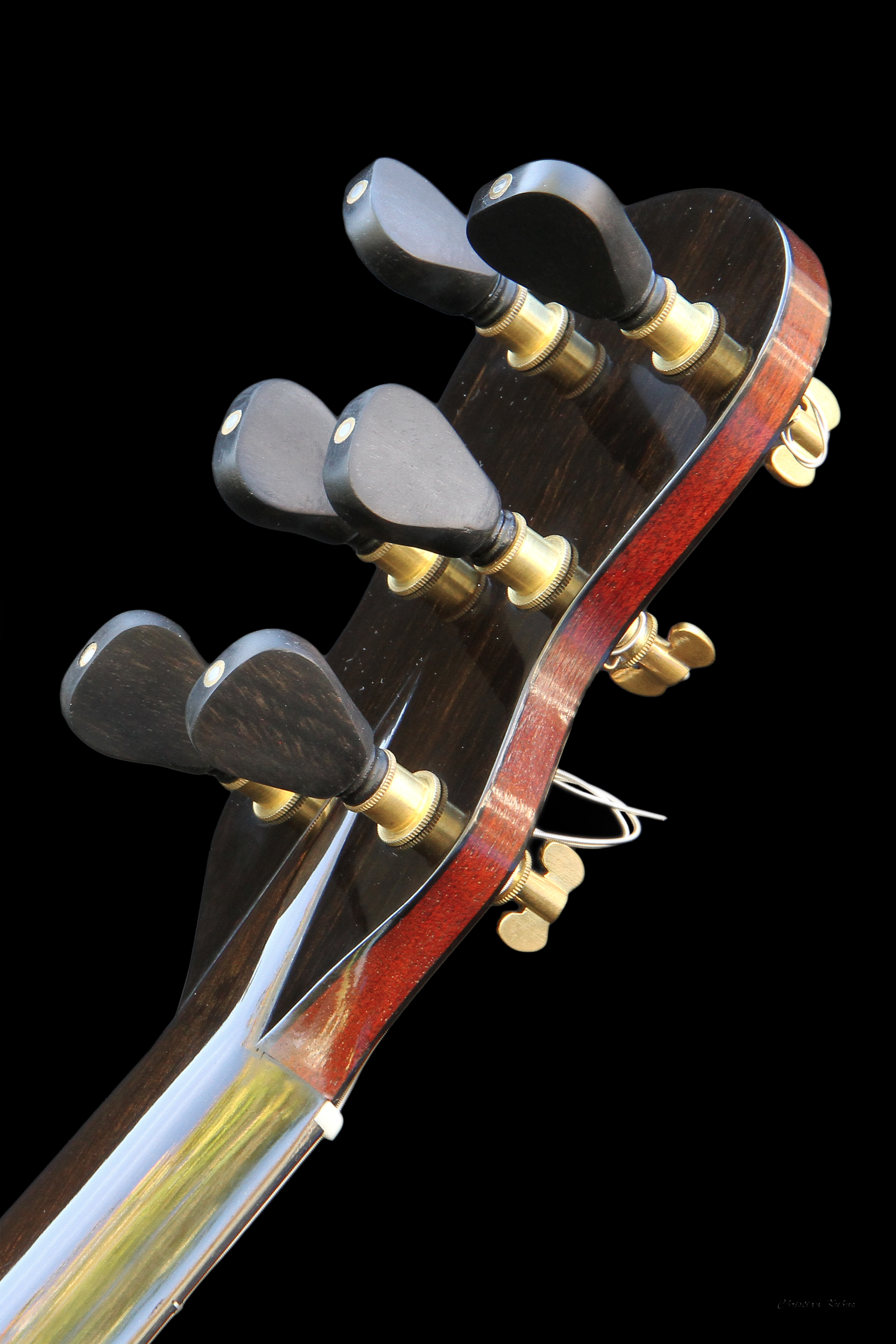 Amélie Bouvret guitares