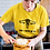Thumbnail: Don't Tread on Me Uterus Shirt - Feminist Gadsden Design