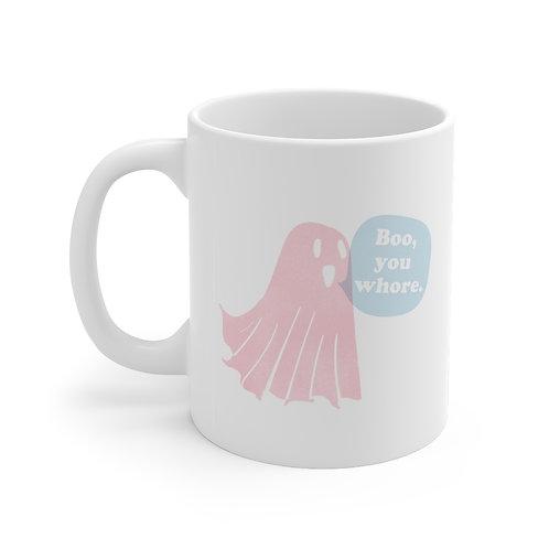 Boo You Whore Mean Girls Coffee Mug
