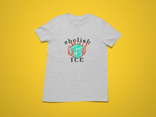 Abolish ICE Pro Immigration T-Shirt - For Men & Unisex