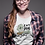 Thumbnail: Eat Stink and Be Scary Womens Zombie Halloween T-shirt