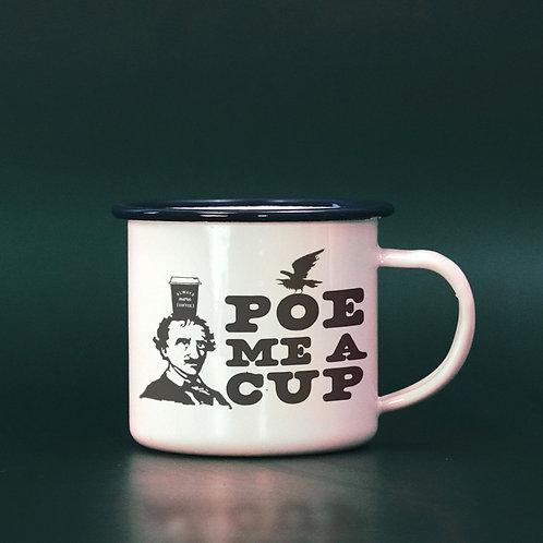 Poe Me a Cup: Funny Edgar Allan Poe Mug