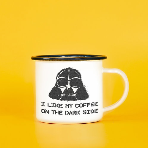 Star Wars Mug - I Like My Coffee On the Dark Side