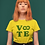Thumbnail: Vote Every Election - Retro VOTE Womens T-shirt
