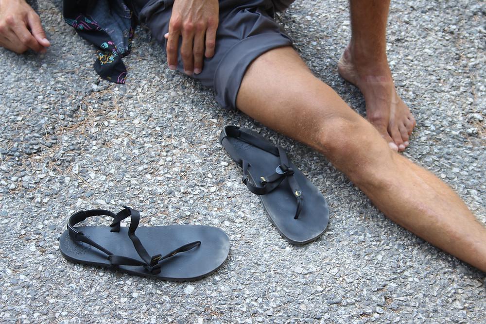 sandale minimaliste