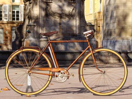 La Résurrection du vélo de Monsieur Chandernagor