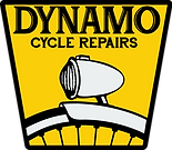 logo DYNAMO cycle repairs