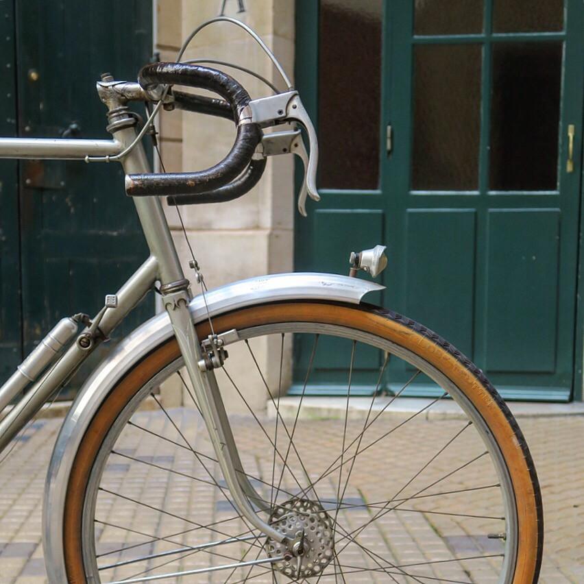 moyeu vélo vintage Prior velo vintage A REMY année 1940 vintage french bicycle