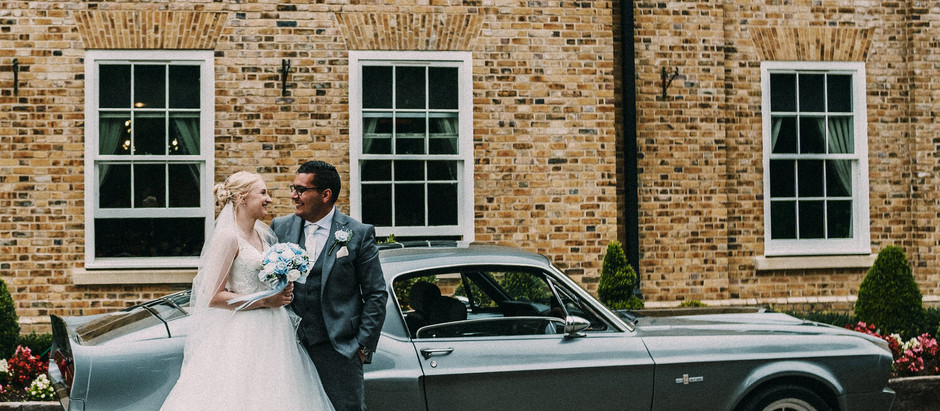 HORNCHURCH WEDDING PHOTOGRAPHER