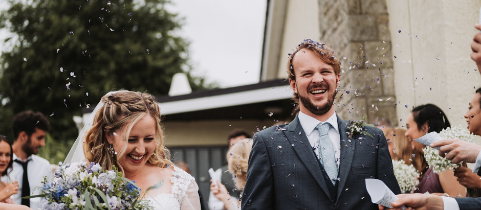 WEDDING IN LLANTWIT MAJOR