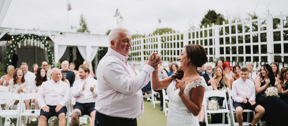 RIDGEWAY GOLF COURSE WEDDING