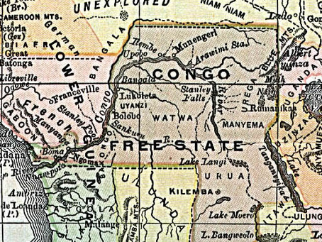 Africa during the Scramble: Belgians in the Congo part 1