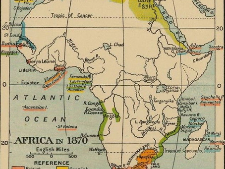 Africa during the Scramble: The Christian​